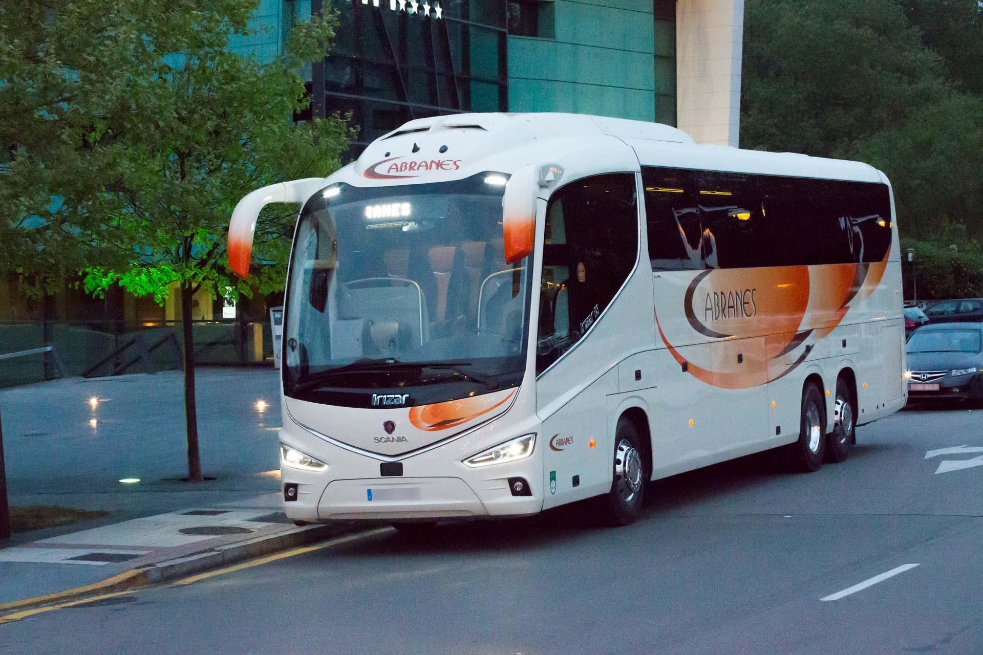 Autocares Cabranes en Gijón