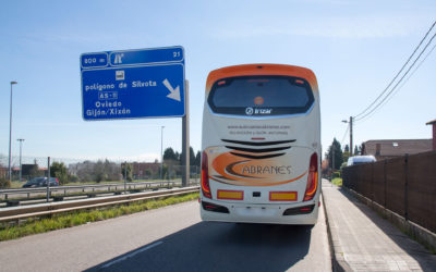 How to rent a bus and travel service in Asturias