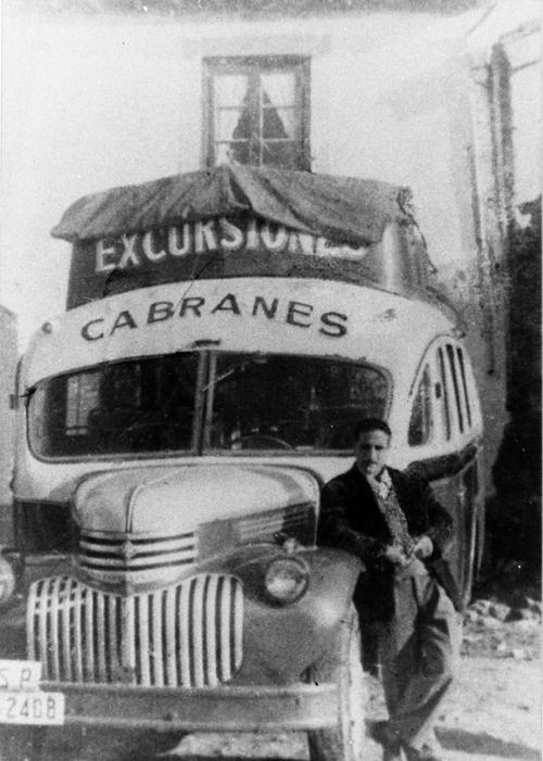 José Manuel Álvarez Huerta - Founder of Autocares Cabranes