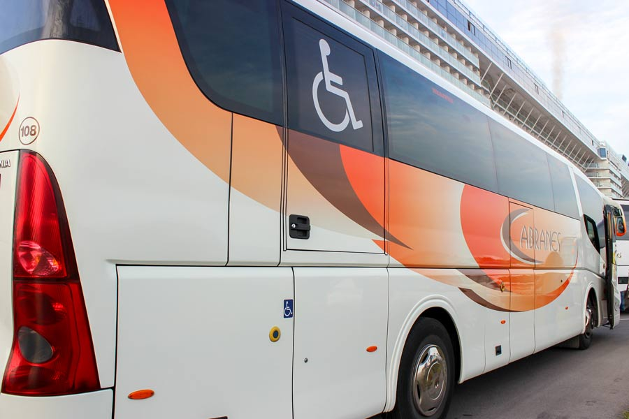 Buses for People with Reduced Mobility