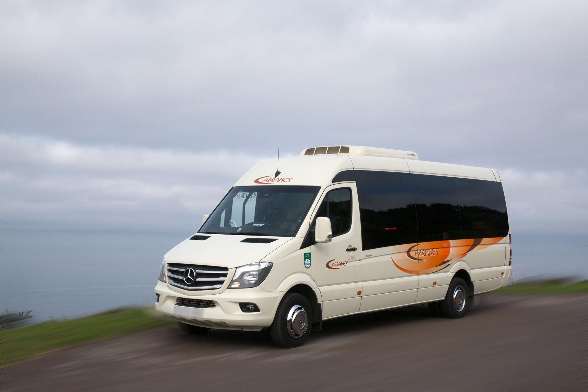 Alquiler microbuses de lujo
