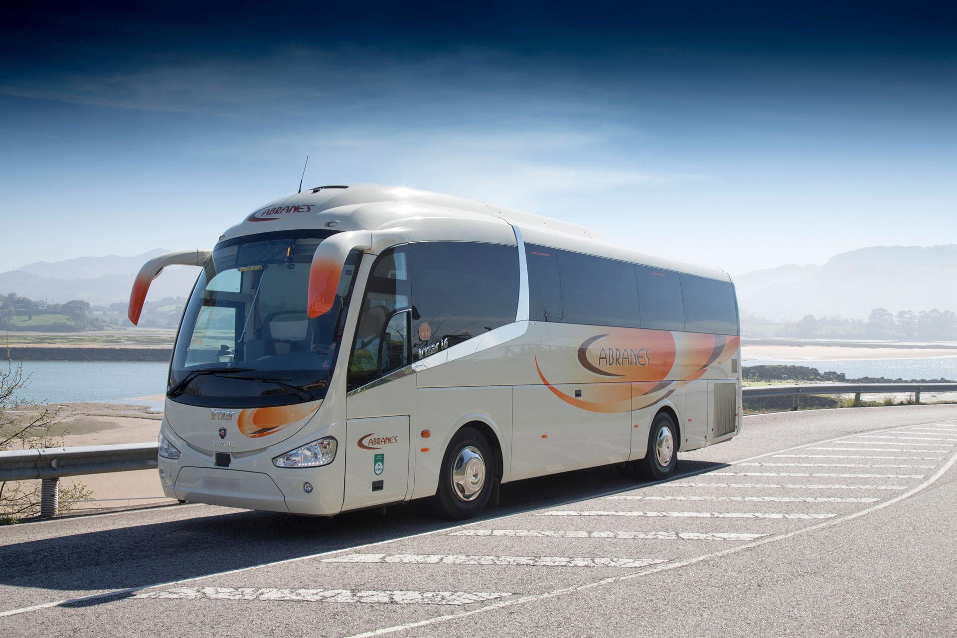 Minibuses de lujo