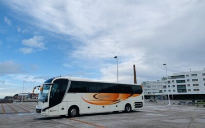 Autocares Cabranes y el Autocar del Año en Europa 2020