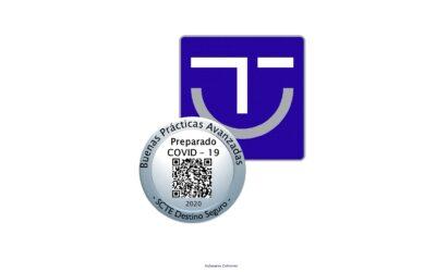 Autocares Cabranes primera empresa de movilidad asturiana en obtener el sello Destino Seguro