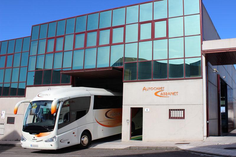 Autocares Cabranes - Sede Central de Gijón