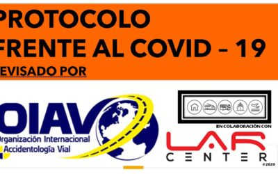 Emergency Protocol for Covid 19 at Autocares Cabranes