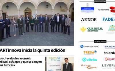 Autocares Cabranes colabora en la 5ª edición de Start Innova promoviendo la cultura emprendedora