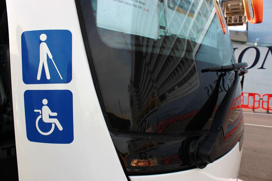 Autocares de movilidad reducida