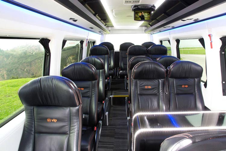 Luxury Coach and Microbus Rental