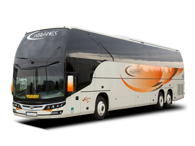 Coach over 55 seats