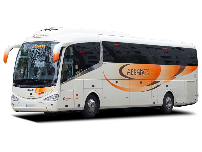 Coach up to 55 seats